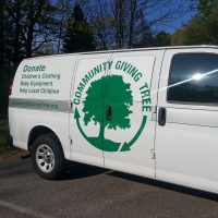 Community Giving Tree logo