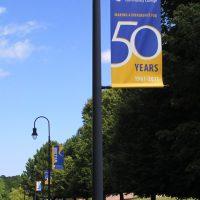 NECC 50th Anniversary Banners