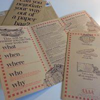 AAAA Brown Paper Bag Mailer