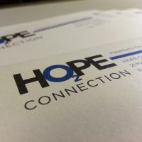HOPE Connection Letterhead