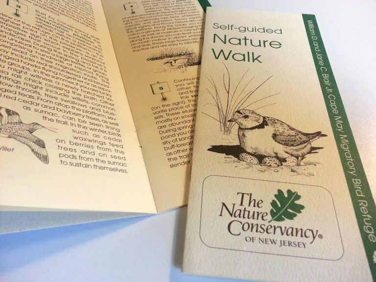 TAC Nature Walk Guide